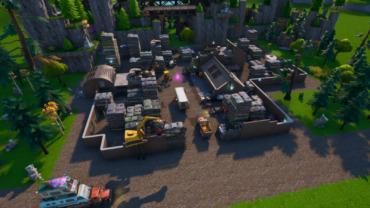 OG Junk Junction (Battle Royale)
