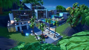 Modern Mansion (Battle Royale)