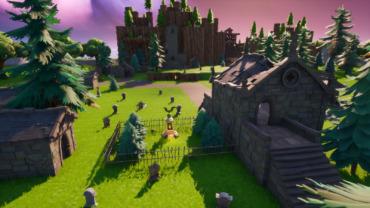 OG Haunted Hills (Battle Royale)