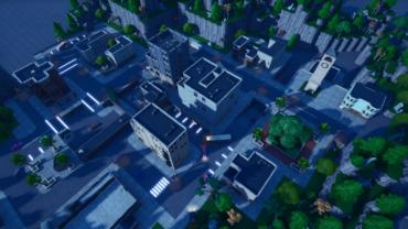 OG Tilted Towers - Zone Wars