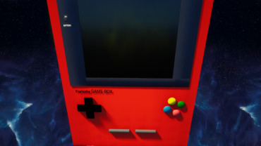 GAME BOX: WORKING ARCADE CONSOLE