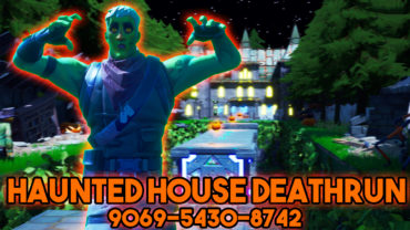 Haunted House Deathrun