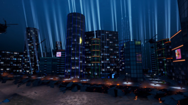 Futuristic City Chaos – GunGame