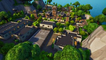 Fortnite School - Zone Wars