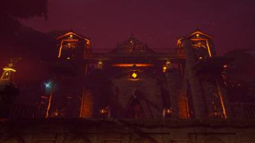 Burning Castle: Gun Swap
