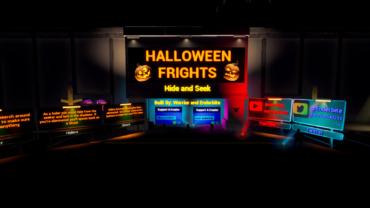 Halloween Frights: Hide N' Seek