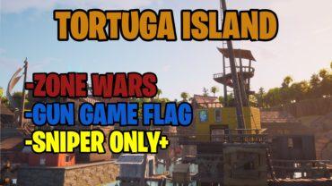 TORTUGA ISLAND - 3 GAME MODES