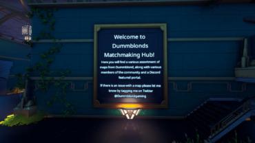 Dummblond Matchmaking Hub
