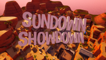 Sundown Showdown: Gun Game