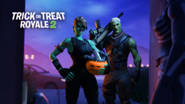 Trick or Treat Royale 2