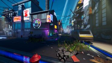 CYBER CITY - Gun Game