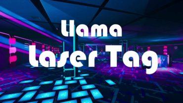 Llama Laser Tag | 2v2 Gun Fight