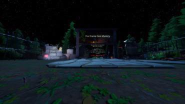 The Theme Park Mystery