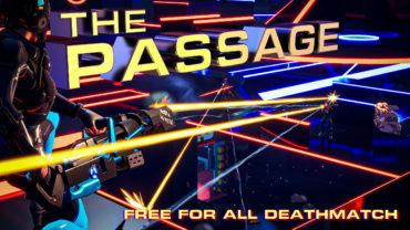 The Passage: FFA DeathMatch