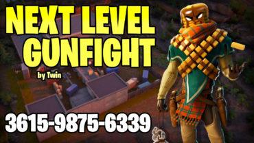 NEXT LEVEL GUNFIGHT (1v1 - 3v3)
