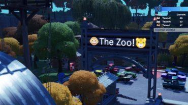 Zoo Gun Game!