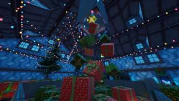 Santa's Workshop Capture The Flag