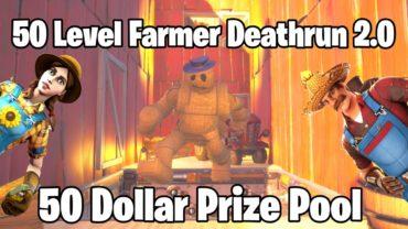 50 Level Farmer Deathrun 2.0