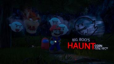Big Boos Haunt Coin collect