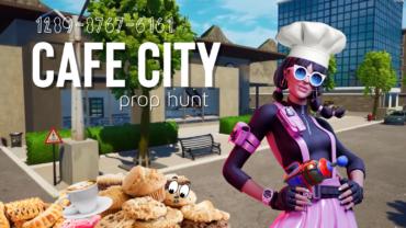 Cafe City Prop Hunt