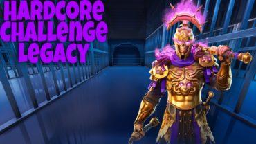 Hardcore Challenge Legacy