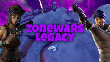 ZoneWars Legacy (recommended with 10+ players)