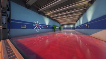 AMONG US - MIRA HQ - (replica gameplay)