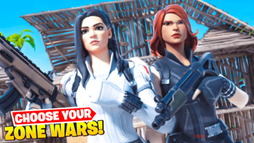 Choose Your Zone Wars!