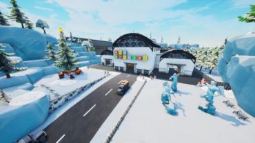 Santa's Toy Factory - Gun Mess