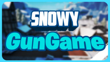 Snowy GunGame | LUmetry-Gamer