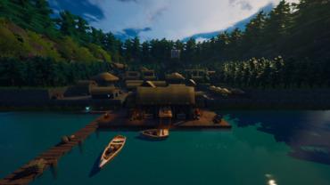 Viking village Gun Game