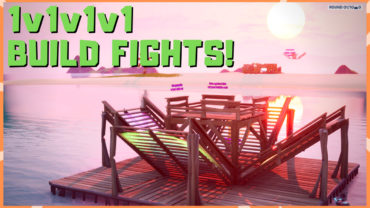 Fatal 4-Way (1v1v1v1 Build Fights)