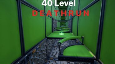 Default Greenbox Deathrun | 40 Level