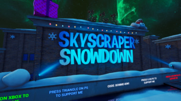 Skyscraper Snowdown (Gun Game FFA)