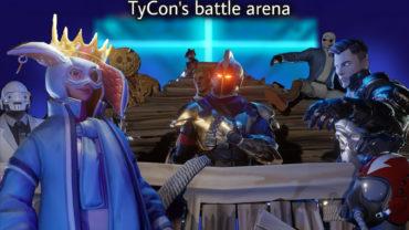 TyCon's Battle Arena!