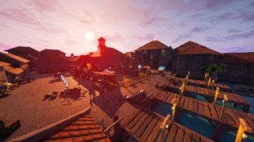 Pirate Downtown Hub