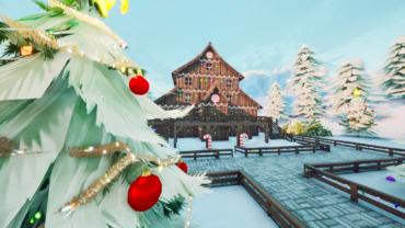 Frosty Hills Advent Calendar
