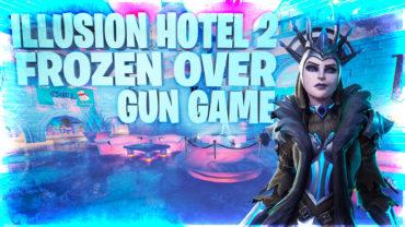 Illusion Hotel 2: Frozen Over Gun Game