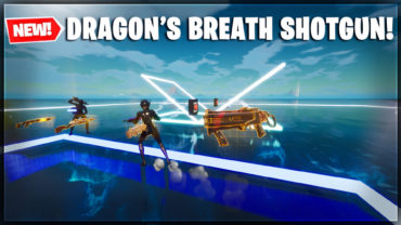 NEW DRAGON'S BREATH SHOTGUN 1V1 BUILD