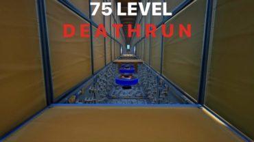 Default Orangebox Deathrun | 75 LEVEL
