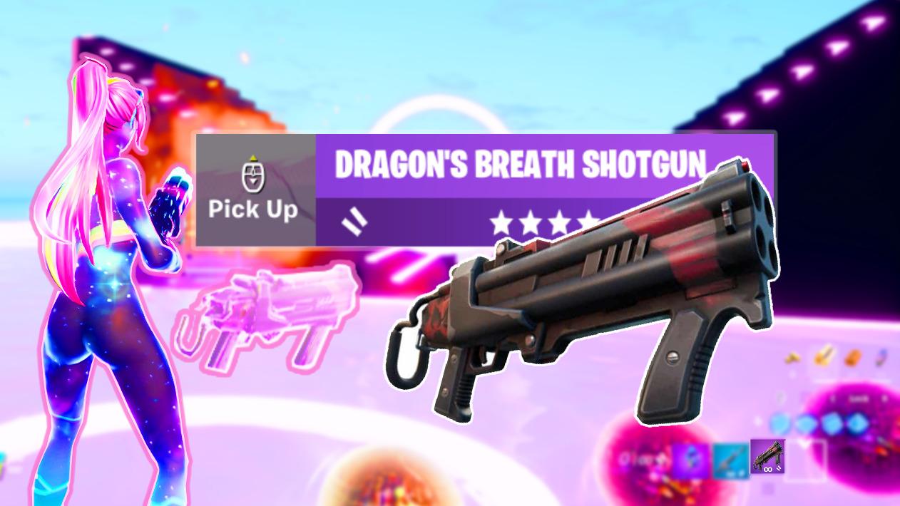 dragon shotgun 1v1 map