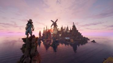 City of Steel - open world exploration