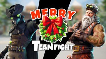 MERRY TEAM FIGHT!