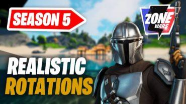 Realistic Rotations - Zone Wars