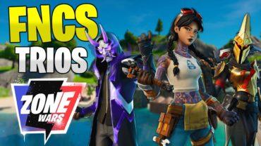 FNCS Trios - Zone Wars