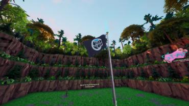 Rule The Flagpole!