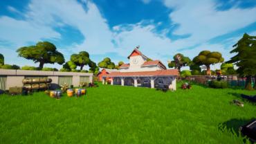 Prop Hunt - Friendly Farms