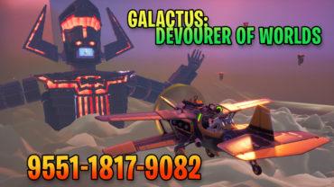 GALACTUS: DESTROYER OF WORLDS (Remake)