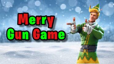 Merry Gun Game