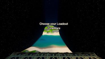 Choose your Loadout: ZoneWars